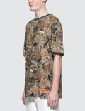 Heron Preston P.figure Camo T-Shirt