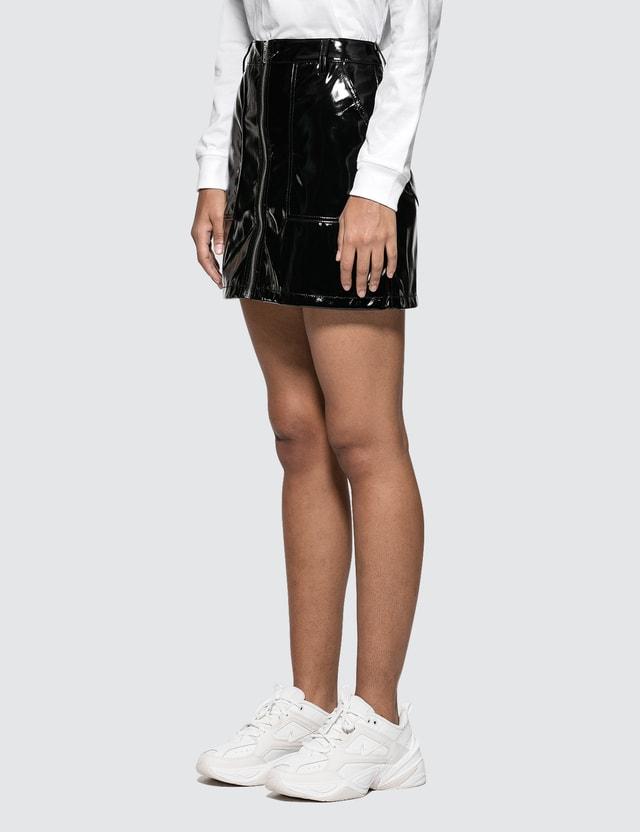 X-Girl X-Girl x Nona9on Enamel Skirt