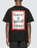 Have A Good Time GTA ACK Frame T-Shirt Black Men