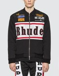 Rhude Rhacing Jacket Picutre