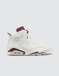 Nike Air Jordan 6 Retro VI Maroon Picture