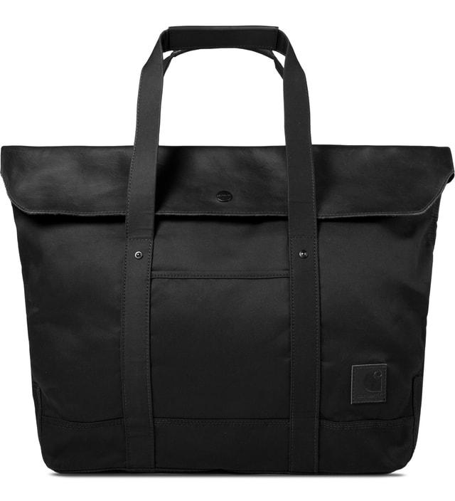48c3f4f45e1 Carhartt Work In Progress - Twill Black Philips Tote Bag | HBX