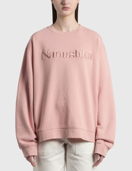 Nanushka Remy Logo Sweatshirt