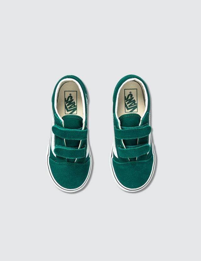 Vans Old Skool Velcro Shoes Toddler