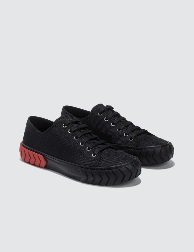 Both Tyres Heel Low-Top