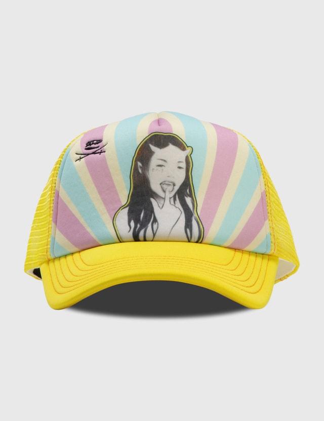 T-Rex Chile Trucker Hat