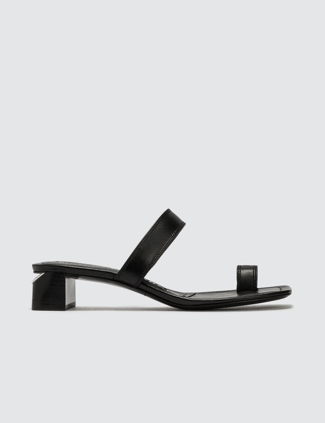 Alexander Wang Ellis Sandal Black Women