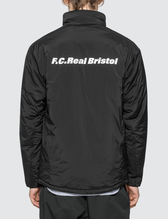 F.C. Real Bristol Reversible Camouflage Padded Blouson