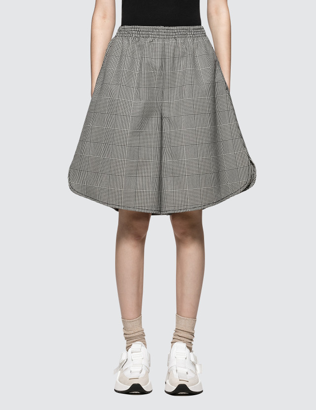 MM6 Maison Margiela Plaid Shorts