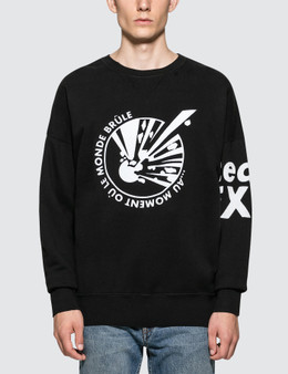 Faith Connexion PR Black Sweater