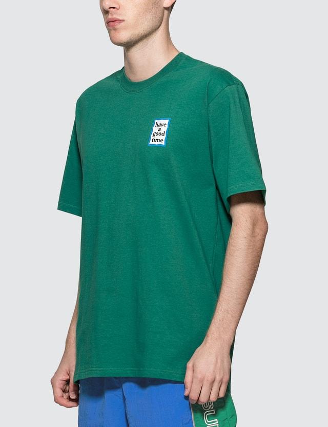 Have A Good Time Mini Blue Frame T-shirt