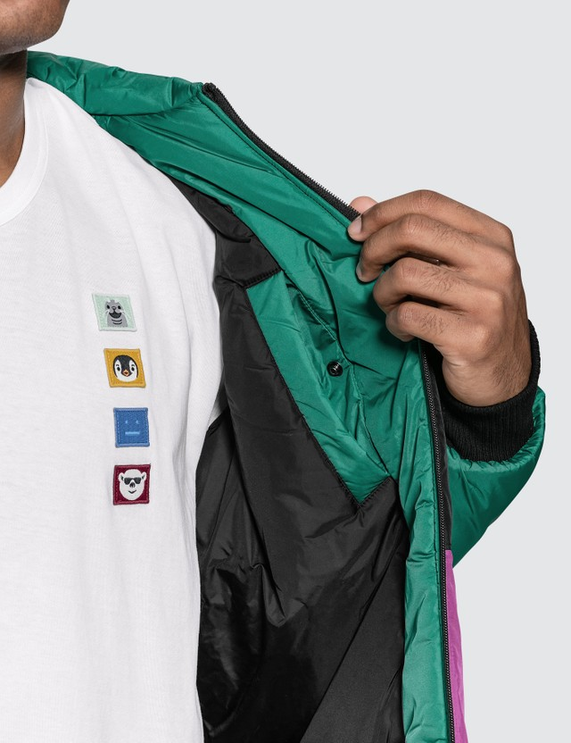 Acne Studios Odgar Face Stripe Jacket
