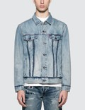 Levi's Inside Out Trucker Denim Jacket Picture