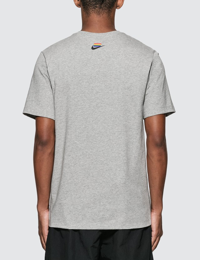 Nike 나이키 스포츠웨어 BETRUE 티셔츠 Dk Grey Heather/multi Color   /black Men