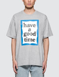 Have A Good Time Blue Big Frame S/S T-Shirt Picture