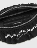 Alexander Wang Attica Ruched Fanny Pack Black Women