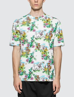 McQ Alexander McQueen Holy Sheep T-Shirt