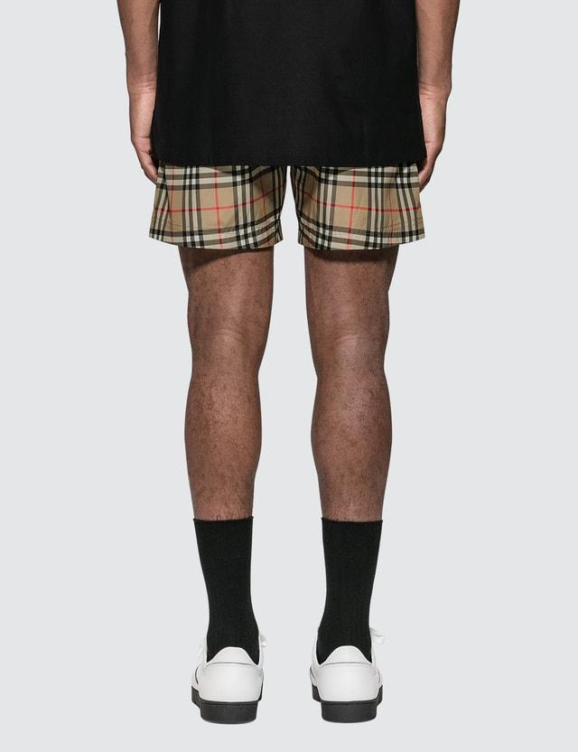 Burberry Vintage Swim Shorts