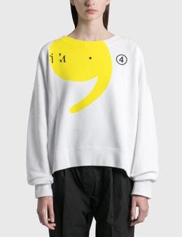 Maison Margiela Comma Oversized Sweatshirt