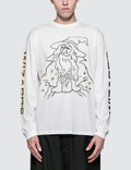 Aries Wizards L/S T-Shirt Picture