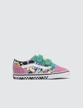 Vans Disney x Vans Old Skool V Toddlers Picture