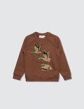 Mini Rodini Duck Sp Sweatshirt 사진