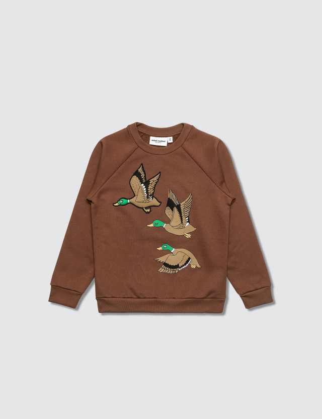 Mini Rodini Duck Sp Sweatshirt