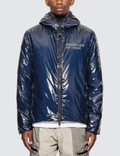 Moncler Grenoble Cillian 다운 재킷 Navy Men
