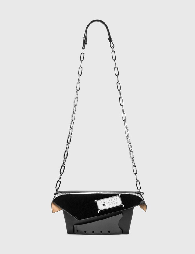 Maison Margiela Snatched Small Bag Black Women