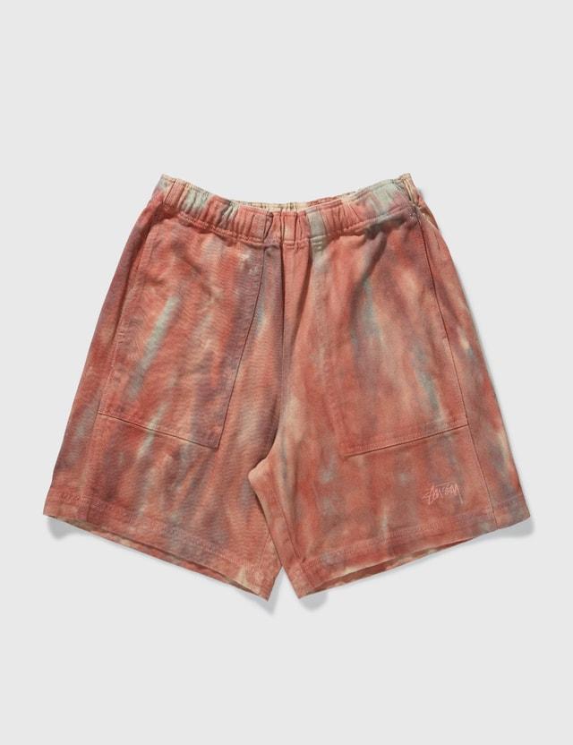 Stussy Dyed Easy Short Rust Men