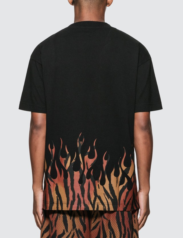 Palm Angels Tiger Flames T-Shirt