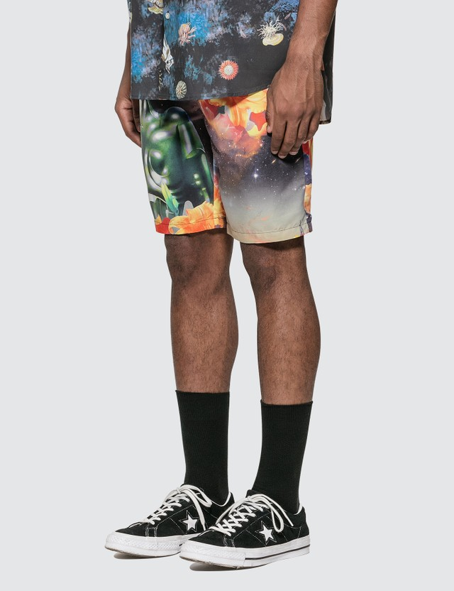 RIPNDIP Galactica Nylon Shorts