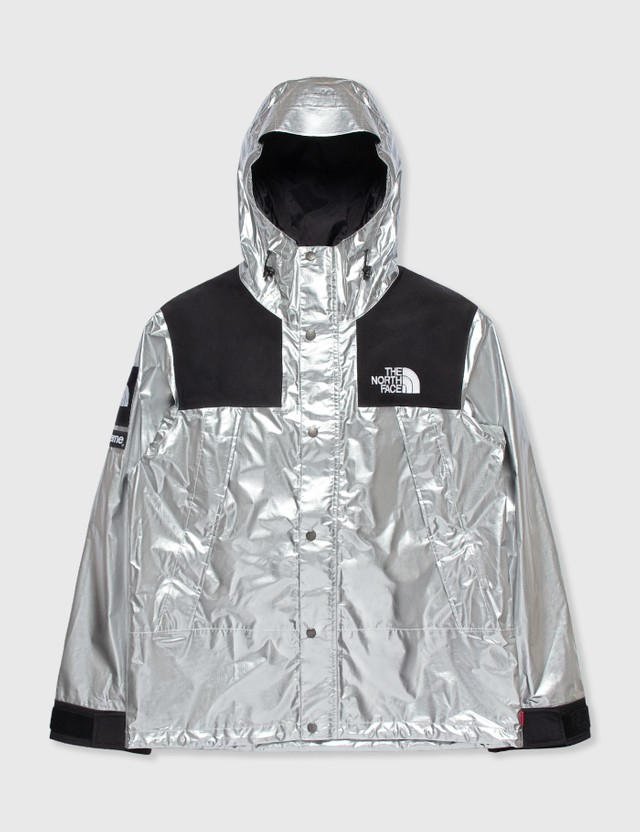 Supreme Supreme x The North Face Metallic Mountain Parka Sil Archives