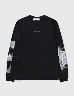 1017 ALYX 9SM Triple Print Long Sleeve T-shirt