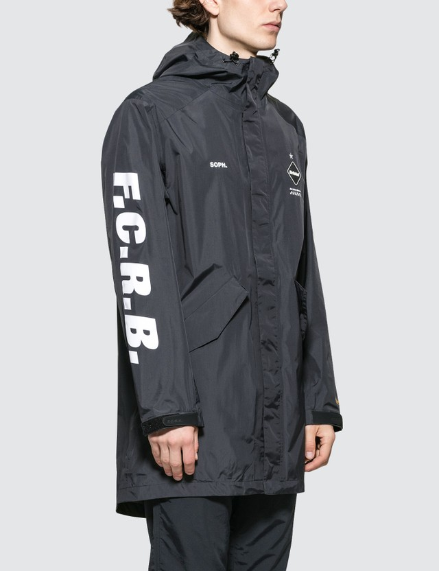 F.C. Real Bristol Bench Rain Coat