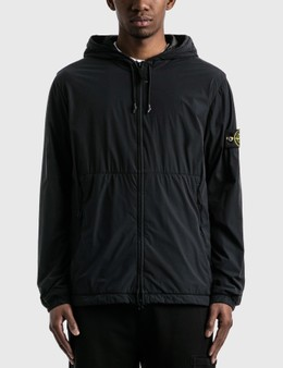 Stone Island Drawstring Hooded Jacket
