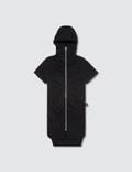 NUNUNU Maxi S/S Hoodie Jacket Picutre