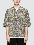 Lemaire Convertible Collar Shirt Picutre