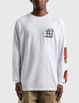 Real Bad Man So Far Out Long Sleeve T-Shirt