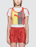 Fenty Puma By Rihanna Mesh Cropped Tank Top Picture
