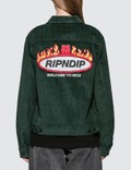 RIPNDIP Welcome To Heck Corduroy Jacket Picture