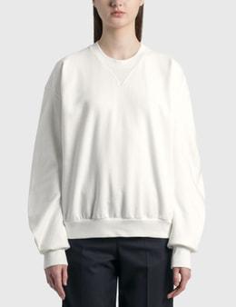 Maison Margiela Baggy Sleeve Sweatshirt