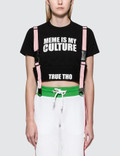 GCDS Meme S/S T-Shirt With Strap Picture