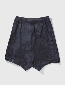 11 By Boris Bidjan Saberi 11 By Boris Bidjan Saberi Navy Coating Pants