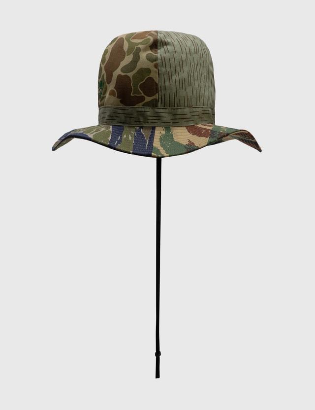 South2 West8 Crusher Hat Crazy Camo Men