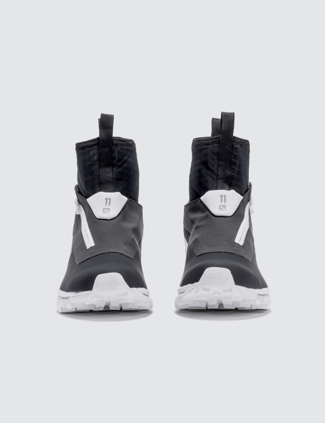 11 By Boris Bidjan Saberi Bamba 3 High Top Sneaker