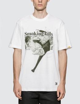 #FR2 #FR2 X One Piece Sanji Action T-shirt