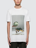 3.1 Phillip Lim Perfect S/S T-Shirt With Cabbage Print Picture