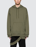 Helmut Lang Hanging Rib Hoodie Picture