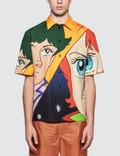 MSGM Anime Print S/S Shirt Picture